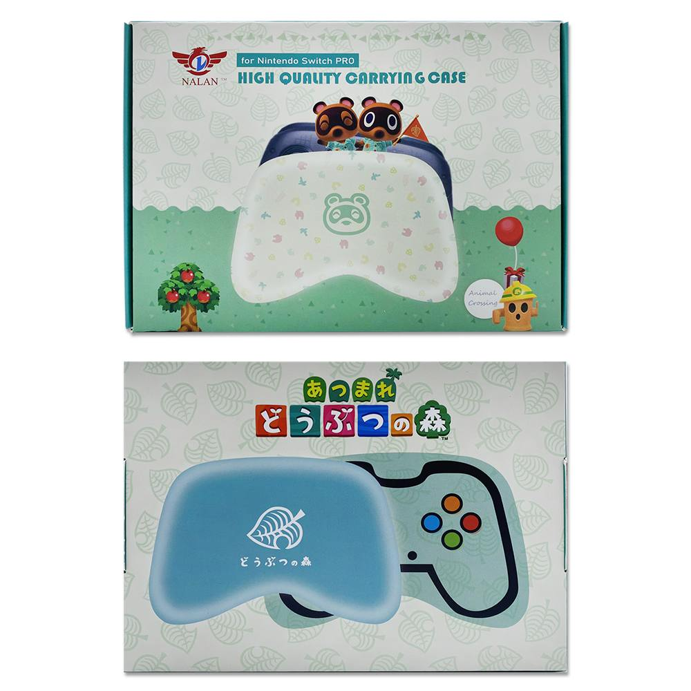 Nintendo Switch Animal Crossing Pro Controller Pouch Tinyrobot