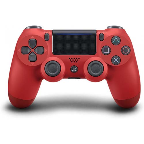 Playstation DualShock®4 Wireless Controller 2016 (Red) (PS4)