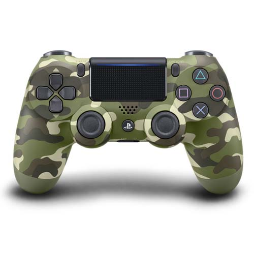 Playstation DualShock®4 Wireless Controller 2016 (Green Camouflage) (PS4)
