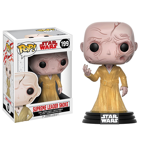 FUNKO POP Star Wars: Supreme Leader Snoke