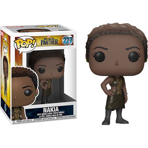 FUNKO Pop! Vinyl Black Panther - Nakia