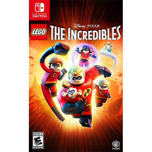 LEGO :The Incredibles - R3 (Switch) (Pre Order)