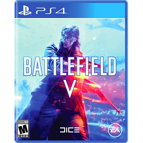 Battlefield V - R3/Eng (PS4)