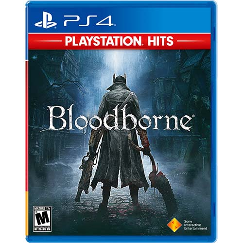 Bloodborne PlayStation Hits - R3/Eng,Chn (PS4)