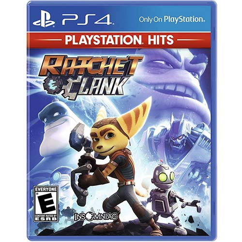 Ratchet & Clank PlayStation Hits - R3/ Eng,Chn (PS4)