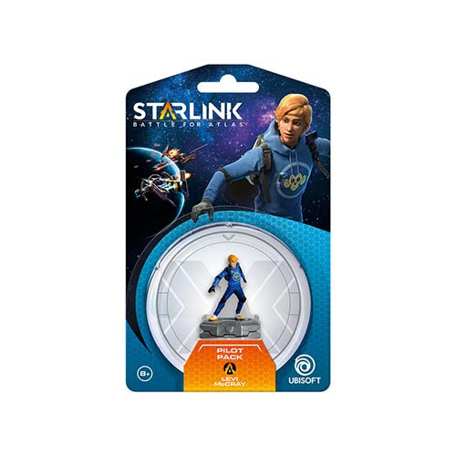 Starlink Pilot Pack Levi McCray