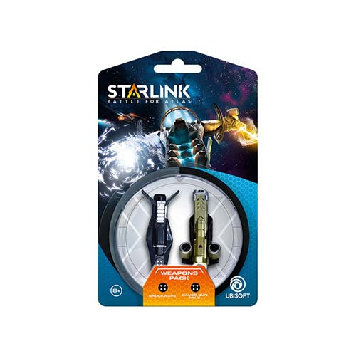 Starlink Weapon Pack Shockwave & Gauss