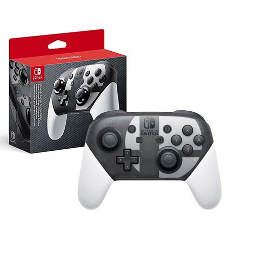 Nintendo Switch Pro Controller Super Smash Bros Edition (OEM)
