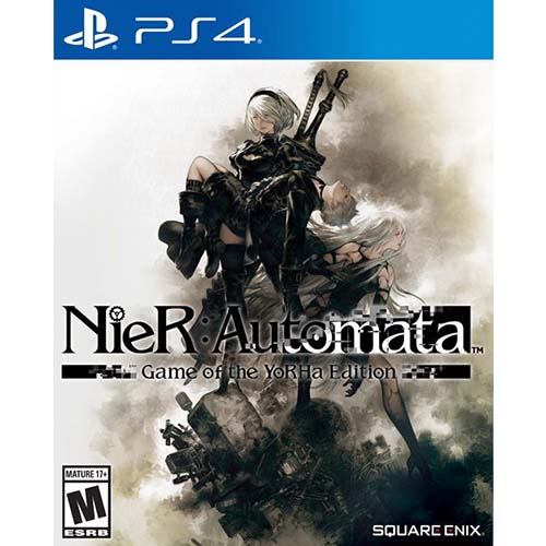 NIER: AUTOMATA GOTY EDITION (ENG/CHN)(PS4)