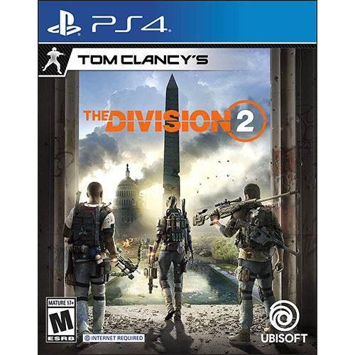 THE DIVISION 2 STANDARD EDITION (Asia/R3) PS4