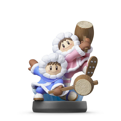 Amiibo Ice Climbers- Super Mario Bros Series