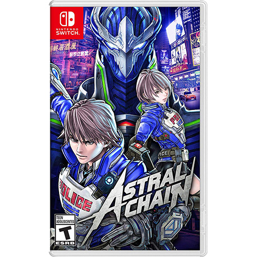 Astral Chain-(switch)(Eng)