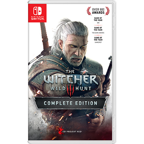 The Witcher 3: Wild Hunt - Complete Edition-(Switch)(Eng)(Pre-Order)
