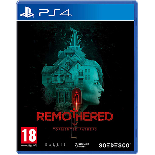 Remothered: Tormented Fathers - (R2)(Eng)(PS4)