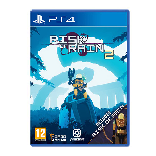 Risk Of Rain 2 (Includes Risk of Rain 1) - (R2)(Eng)(PS4)