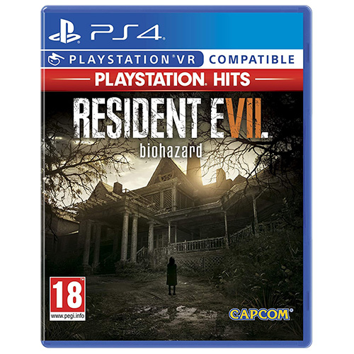 Resident Evil 7: Biohazard (Gold Edition) - (R2)(Eng)(PS4)