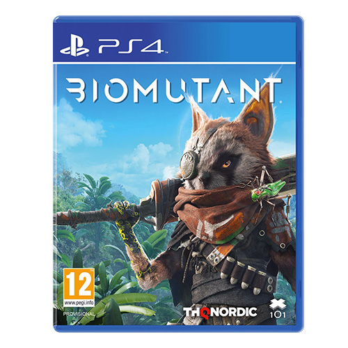 Biomutant (R2)(Eng/Chn)(PS4)(Pre-Order)