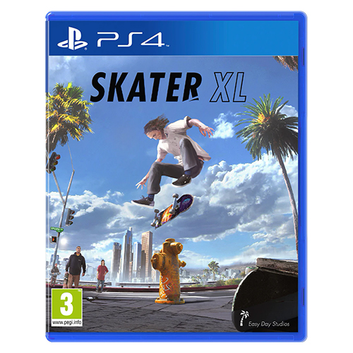 Skater XL - (R2)(Eng/Chn)(PS4)