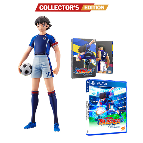 Captain Tsubasa: Rise of New Champions Collector's Edition - (R3)(Eng)(PS4)