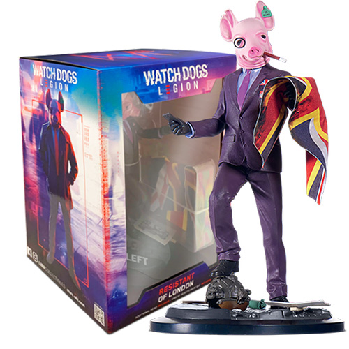 "Watch Dogs: Legion ""Resistant of London"" Figurine"