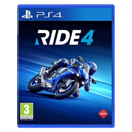 RIDE 4 - (R2)(Eng/Chn)(PS4)
