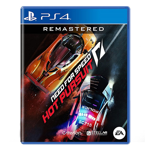Need for Speed Hot Pursuit Remastered - (R3)(Eng)(PS4)(Pre-Order)