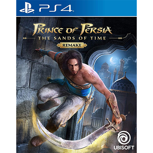 Prince of Persia: The Sands of Time Remake - (R3)(Eng/Chn)(PS4)(Pre-Order)