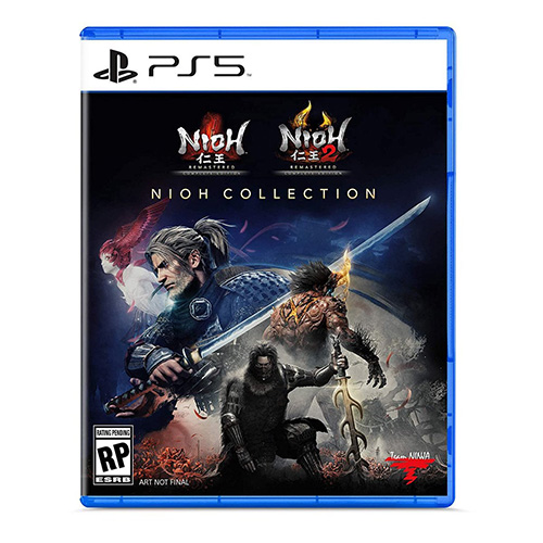 Nioh Collection - (R3)(Eng/Chn)(PS5)(Pre-Order)