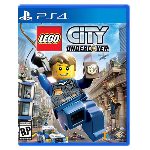 Lego City Undercover - (R3)(Eng)(PS4)