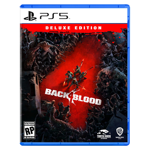 Back 4 Blood (Deluxe) - (R3)(Eng/Chn)(PS5)(Pre-Order)