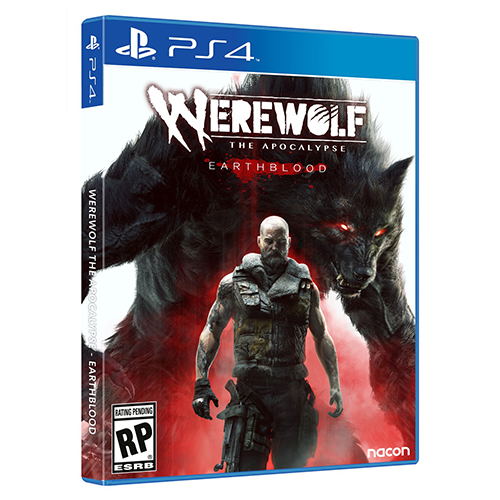 Werewolf: The Apocalypse Earthblood - (R2)(Eng/Chn)(PS4)(Pre-Order)