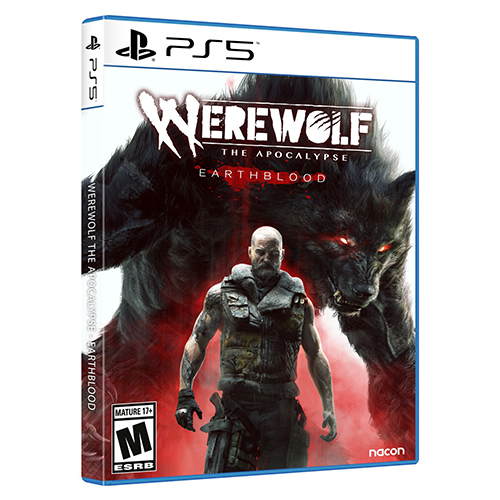 Werewolf: The Apocalypse Earthblood - (R2)(Eng/Chn)(PS5)(Pre-Order)