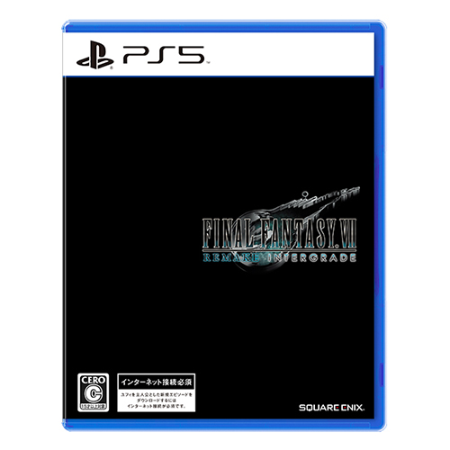 Final Fantasy VII Remake Intergrade - (R3)(Chn)(PS5)(Pre-Order)