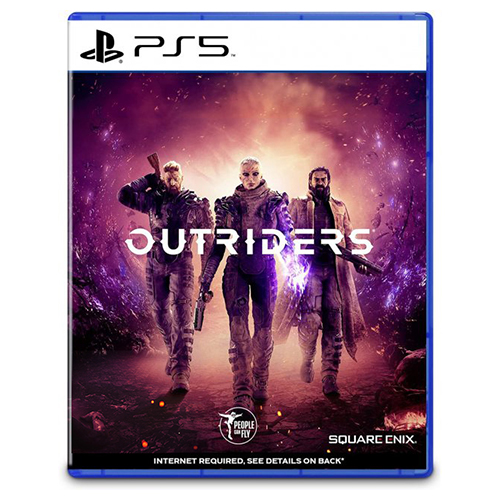 Outriders - (R3)(Chn)(PS5)