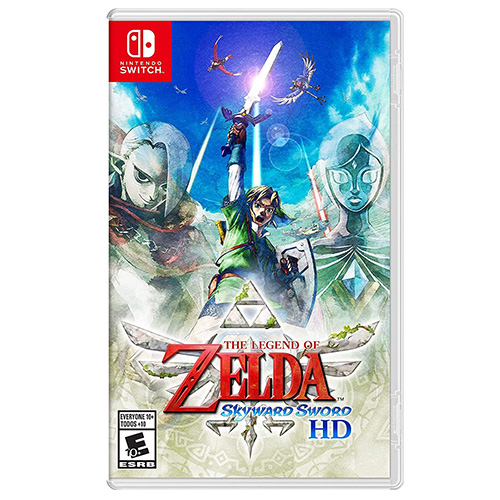 The Legend of Zelda: Skyward Sword HD - (Asia)(Eng/Chn/Kor/Jpn)(Switch)(Pre-Order)