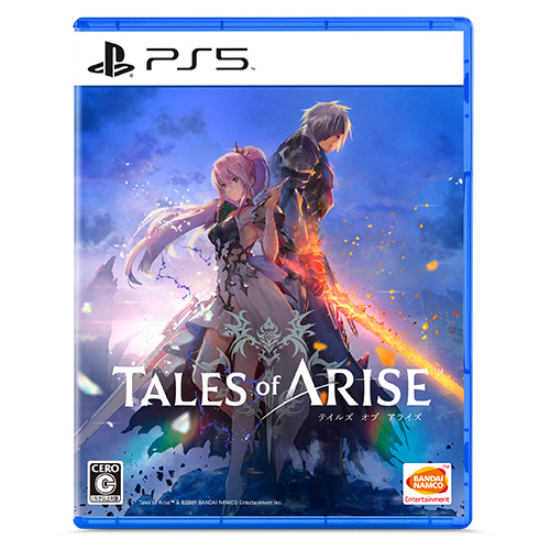 Tales of Arise - (R3)(Chn)(PS5)(Pre-Order)